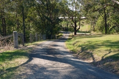 Access Road - Retreat Centre
