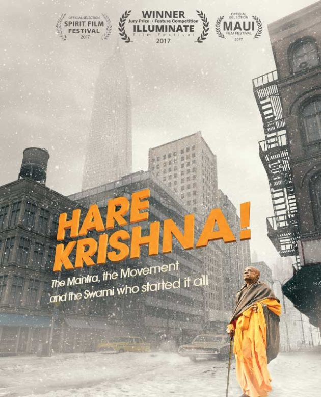 HARE KRISHNA! The Mantra, the Movement and the Swami who started it all.