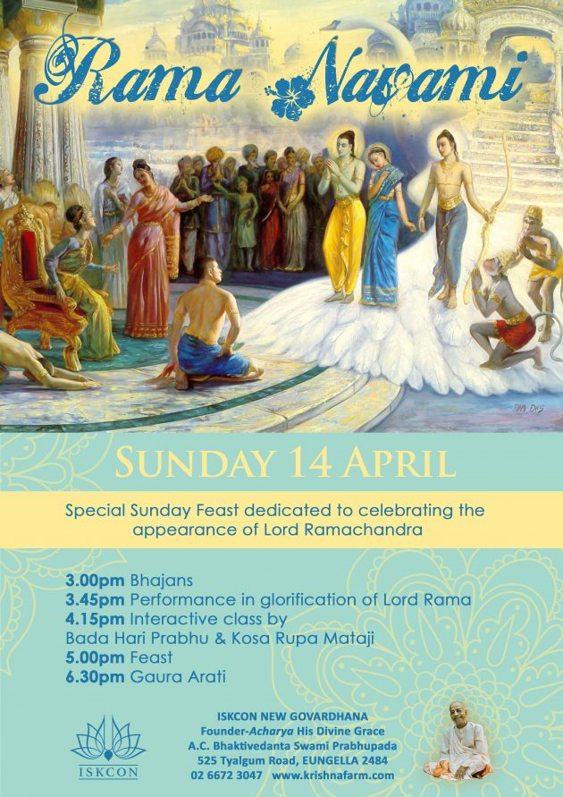 ISKCON New Govardhana Australia Events - Page 2 of 18
